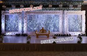 wedding backdrop panels wedding stage photo frames backdrop panels dstexports