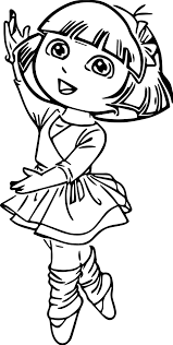 100 coloring dora boots coloring pages free boots