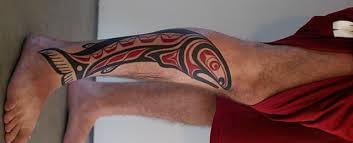30 tribal fish designs for cool aquatic ink ideas