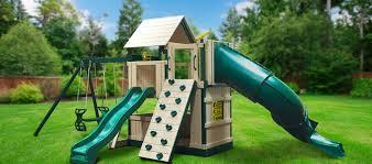 Backyard Play Equipment Australia Swing Sets U0026 Playsets You U0027ll Love Wayfair