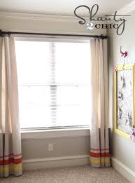 How To Make Curtains Out Of Drop Cloths Bhg Style Spotters