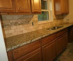 kitchen tile backsplash ideas with granite countertops engaging granite countertop with tile backsplash remodelling or