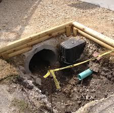 heights drainage houston new home backyard parking texas