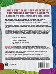 A Kid U0027s Guide To Awesome Duct Tape Projects How To Make Your Own
