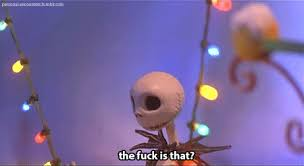jack skellington singing what u0027s this while checking out the