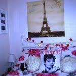 Paris Bedroom For Girls Paris Themed Bedroom For Simple Interior Design For Bedroom