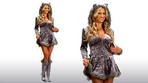 Werewolf Halloween Costumes Girls Big Bad Wolf Halloween Costume Idea