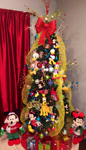 Diy Christmas Tree Topper Ideas Christmas Tree Decorations Ideas Mickey Mouse Clubhouse Mickey