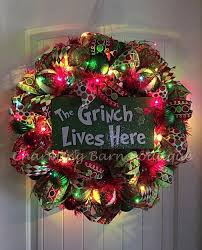 lighted christmas wreath 77 best christmas wreaths by charming barn boutique images on