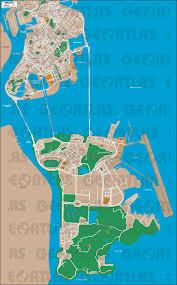 Macau China Map by Geoatlas City Maps Macau Map City Illustrator Fully