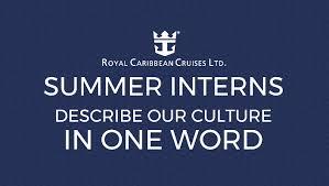 Summer Entertainment Internships - royal caribbean cruises ltd