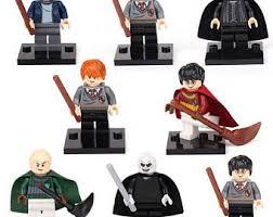 Lego Harry Potter Bathroom Lego Harry Potter Etsy