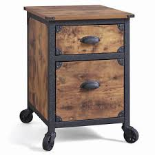 Pine Filing Cabinet File Cabinet Organizer Drawer Filing Table Office Home Accent