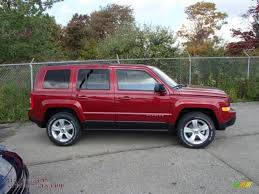 red jeep patriot 2014 jeep patriot sport 4x4 in deep cherry red crystal pearl photo