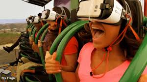 Is There A Six Flags In Pennsylvania Six Flags Great Adventure Unveils Virtual Reality Drop Ride Drop