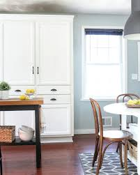 kitchen cabinets top trim my diy kitchen cabinet crown molding how to the look