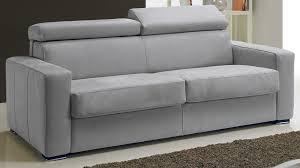 microfibre canapé canapé lit 2 places microfibre direct usine italie prix bas