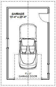 14x24 1 car garage 14x24g1 336 sq ft excellent floor plans
