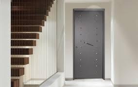 Steel Exterior Security Doors Teckentrup Modern Security Doors The