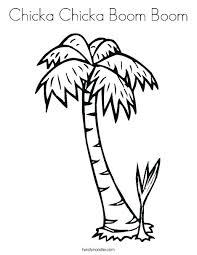 coloring pictures of a palm tree palm tree drawing at getdrawings com free for personal use palm