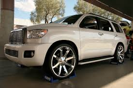 modified toyota modified toyota sequoia 2 madwhips