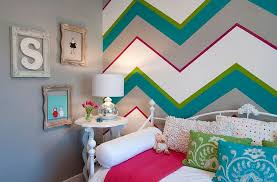 Creative Accent Wall Ideas For Trendy Kids Bedrooms - Bedroom pattern ideas