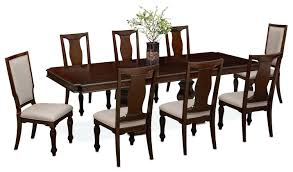 tell city hard rock maple dining table harvey norman value square