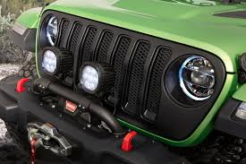 hennessey jeep wrangler formacar jeep wrangler gets a 100 000 hour facelift from mopar