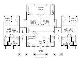 Dual Master Suite Home Plans 44 Best Beach House Plans Images On Pinterest Beach House Plans