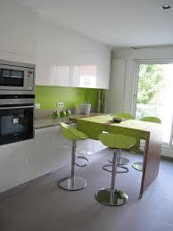 cuisine blanche et verte populaire deco pour cuisine blanc d coration fen tre fresh on