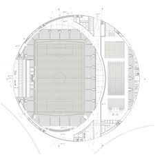 Business Floor Plan Design by Gallery Of Sports Complex And Urban Re Design Gmp Architekten 4