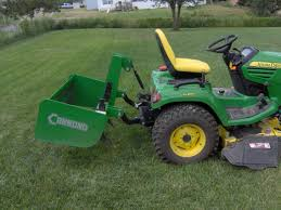 what company makes a good sub compact gas powered hydro tractor