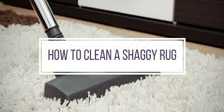 How To Clean The Rug The Best Ways To Clean And Care For Your Shaggy Rug