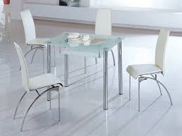 Glass Small Dining Table Small Rectangular Dining Table Advantages