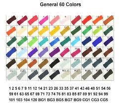 40 60 80 168 colors best quality art sketch twin marker pens