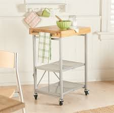 origami folding kitchen island cart folding kitchen carts on wheels pictures to pin on pinterest