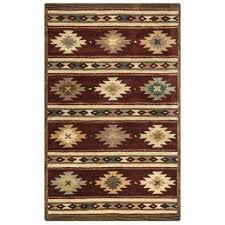 red 9 x 12 southwestern area rugs rugs the home depot