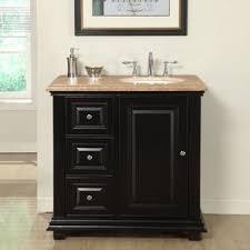 36 X 19 Bathroom Vanity Right Side Sink Vanity Wayfair