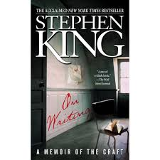how do you write a book title in a paper on writing a memoir of the craft by stephen king
