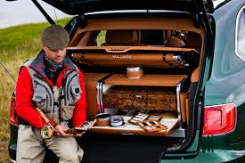 bentley bentayga fly fishing by mulliner is for the discerning