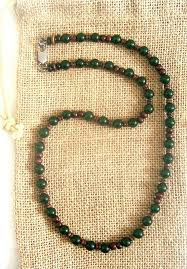 jade necklace images Irish classic men 39 s jade necklace earth ocean fire jewelry jpg