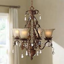Crystal Ship Chandelier Mini Chandeliers Luxe Looks For The Bedroom Bathrooms Closet