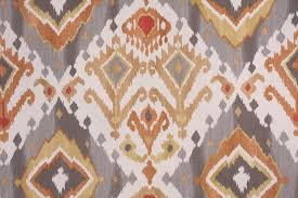 Mill Creek Carpet Mill Creek Alessandro Paramount Printed Cotton Drapery Fabric In