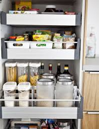 get style and organisation tips from a modern kitchen