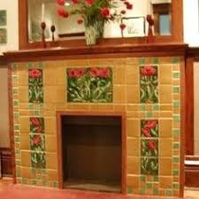 Mosaic Tile Fireplace Surround by Tile Fireplace Surround Mosaic Mirror Decor Pinterest