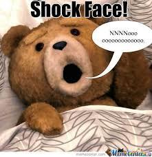 Shocked Meme Face - shock face by jakarimoore meme center
