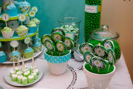 baby shower decorations table settings a candy buffet 0 baby