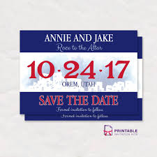 race bib save the date wedding invitation wedding invitation