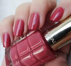 beauty with ali color riche a l u0027huile nail polishes by l u0027oreal