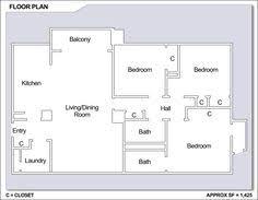 3 Bedroom Apartments Floor Plans Cfa Yokosuka U2013 Ikego Tower 3 Bedroom Apartment Floor Plan Cfa